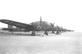 Bristol Blenheim Is 211 Squadron El Dabaa 1939