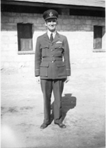 WH Edwards DFC in blues, ME
