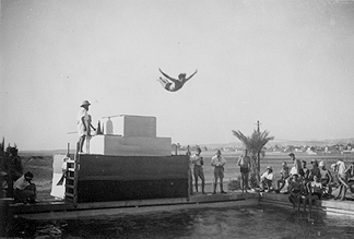 Exhibition Dive Helwan Farrington 1938_72