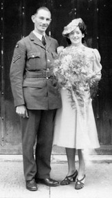 Mr & Mrs Grierson Aug 1941