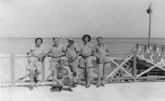 Henderson TD group  Port Sudan 1941