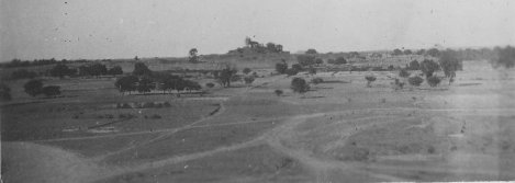 Ranchi 1943: Temple Hill