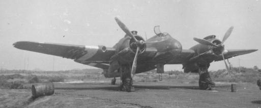 Bristol Beaufighter M Mother