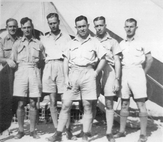 RAF Middle East Pool 1941