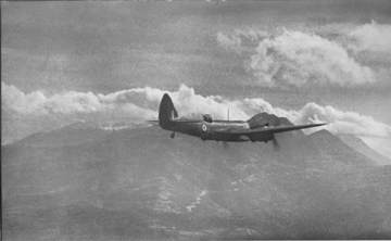 Bristol Blenheim I The Bish leads